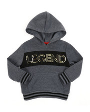 Hoodies - Legend Fleece Pullover W/ Embossed Foil (4-7)-2457754