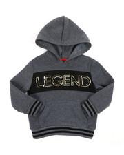 Boys - Legend Fleece Pullover W/ Embossed Foil (4-7)-2457754