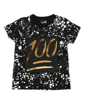 Phat Farm - 100 Mirror Foil Patch Tee (2T-4T)-2457870