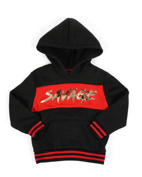 Arcade Styles - Savage Fleece Pullover W/ Embossed Foil (4-7)