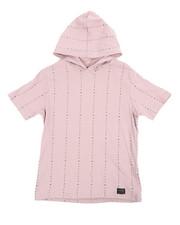 Phat Farm - Vertical Stripe Tee W/ Hood (8-20)-2455958