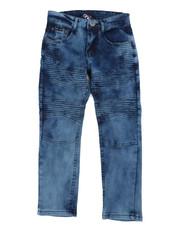 Bottoms - Skinny Stretch Moto Jeans (8-18)-2457837