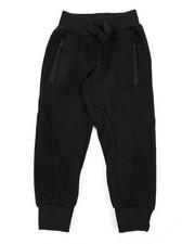 Sweatpants - Cut & Sew Fleece Joggers (2T-4T)-2457436