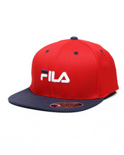 Fila - Wool Blend Flexfit Snapback Hat-2457962