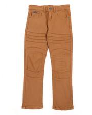 Bottoms - Skinny Stretch Embossed Bull Denim Jeans (8-18)-2457808