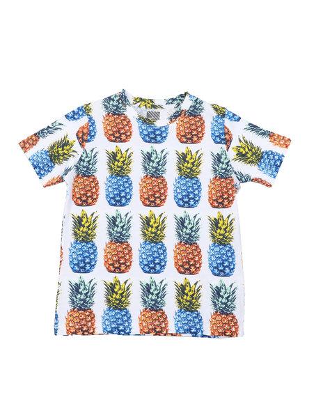 Arcade Styles - Fruit Knit Tee (8-18)