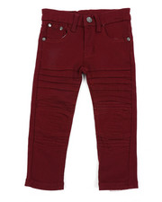 Sizes 2T-4T - Toddler - Skinny Stretch Embossed Bull Denim Jeans (2T-4T)-2457804