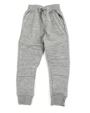 Sizes 4-7x - Kids - Fleece Moto Joggers (4-7)-2457844