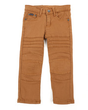 Sizes 4-7x - Kids - Skinny Stretch Embossed Bull Denim Jeans (4-7)-2457799