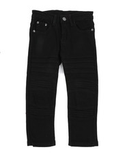 Sizes 4-7x - Kids - Skinny Stretch Embossed Bull Denim Jeans (4-7)-2457822