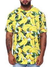 Short-Sleeve - Banana S/S Knit (B&T)-2456500