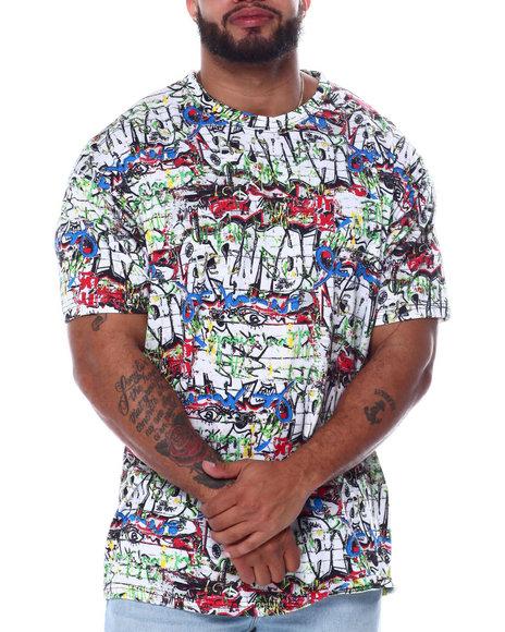 Buyers Picks - Graffiti S/S Knit (B&T)