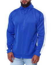 Outerwear - Track Full Zip Jacket (B&T)-2458427