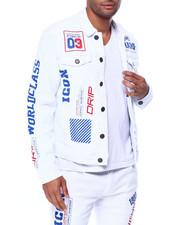 Outerwear - Worldclass denim Jacket-2458388