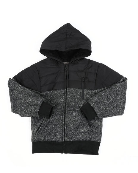 Arcade Styles - Sherpa Lined Jacket (8-20)