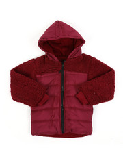 Light Jackets - Sherpa Jacket (8-20)-2454343