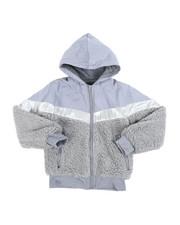Light Jackets - Sherpa Jacket (8-20)-2454348