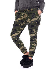 Bottoms - Pull On Cargo Jogger (Plus)-2459480
