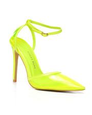 Footwear - PVC Pointy Heels-2458666