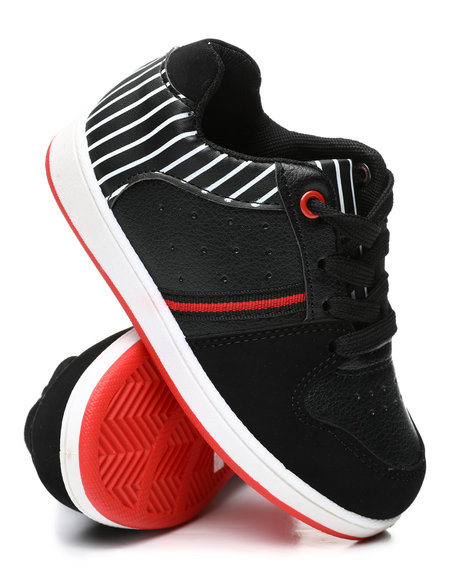 Arcade Styles - Striped Sneakers (5-10)