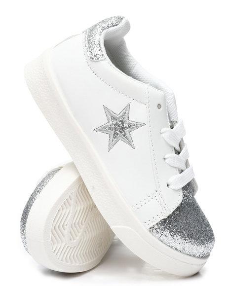 La Galleria - Metallic Star Sneakers (5-10)