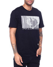 Black Pyramid - Barcode Girl Tee-2459511