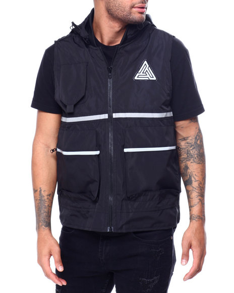 Black Pyramid - Utility Tech Vest