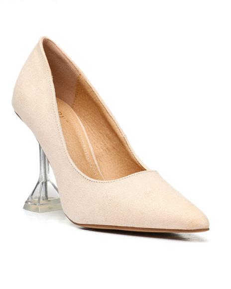 Fashion Lab - Pedestal Heel Pumps
