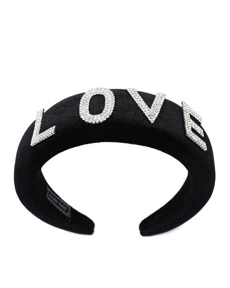 Fashion Lab - Love Word Head Band