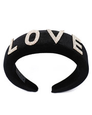 Accessories - Love Word Head Band -2459423