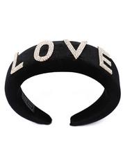 Fashion Lab - Love Word Head Band -2459423