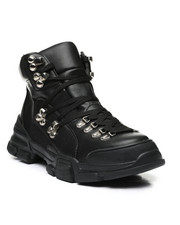 Fashion Lab - Lace-Up Hiker Boots-2459361