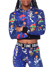 Freeze Max - Lola Tune Squad Crop Hoodie-2459083