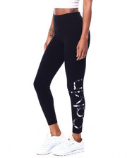 Leggings - Camo Calvin Logo High Waist Legging-2456085