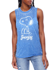 Graphix Gallery - Snoopy Muscle Tank-2457636