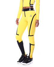 Black Pyramid - Taped Seam BPX Leggings-2458448