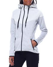 Light Jackets - Tech Fleece Zip Hoodie-2457203