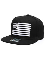 Buyers Picks - USA Flag Snapback Hat-2459167