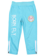 Sizes 4-7x - Kids - Poly Interlock Track Pants (4-7)-2459733