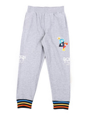 Sweatpants - 280 GSM Cotton Loopback Sweatpants (8-20)-2459724