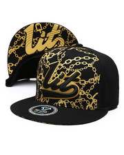 Buyers Picks - Lit Snapback Hat-2459744