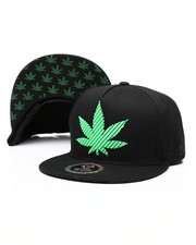 Buyers Picks - Leaf Snapback Hat-2459746