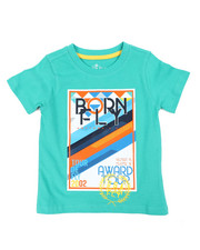 Sizes 2T-4T - Toddler - 180 GSM Cotton Tee (2T-4T)-2459507