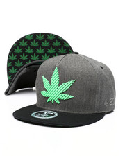 Buyers Picks - Leaf Snapback Hat-2459747