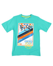 Born Fly - 180 GSM Cotton Tee (8-20)-2459522