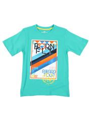 Boys - 180 GSM Cotton Tee (8-20)-2459522