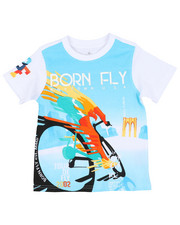 Sizes 4-7x - Kids - 180 GSM Cotton Tee (4-7)-2459563