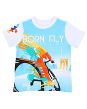 Sizes 2T-4T - Toddler - 180 GSM Cotton Tee (2T-4T)-2459554
