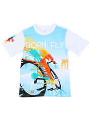 Born Fly - 180 GSM Cotton Tee (8-20)-2459568