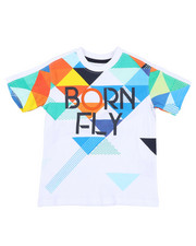 Sizes 2T-4T - Toddler - 180 GSM Cotton Tee (2T-4T)-2459578